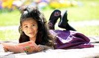 Двухлетняя девочка превосходит взрослых по уровню интеллекта