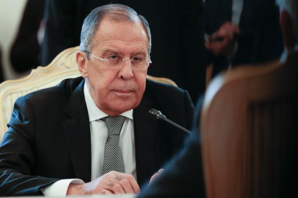 Лавров раскритиковал манеры американских журналистов