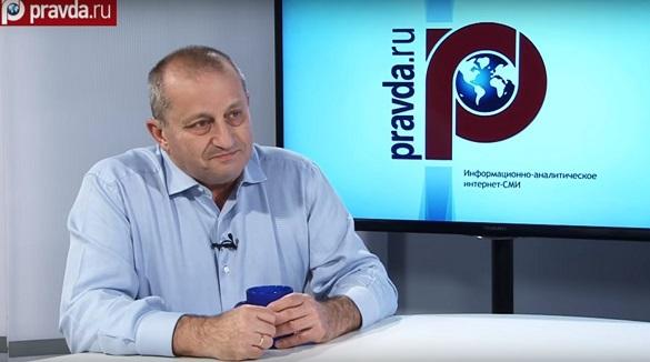 Яков КЕДМИ: Запад всегда видел в России врага