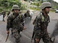 Временное правительство Гондураса отменило комендантский час