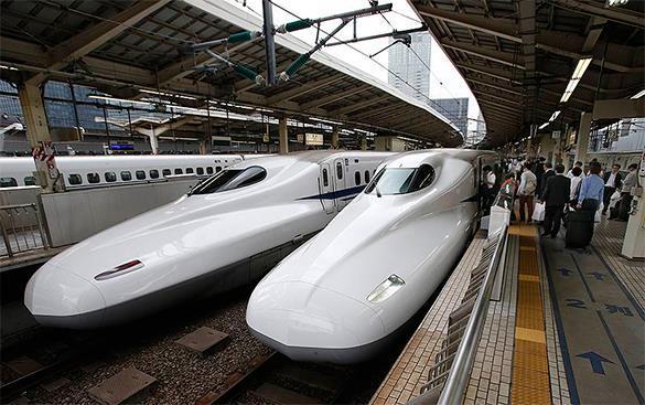 Разгоняющийся до 500 км/ч экспрес начал возить простых японцев. 303545.jpeg