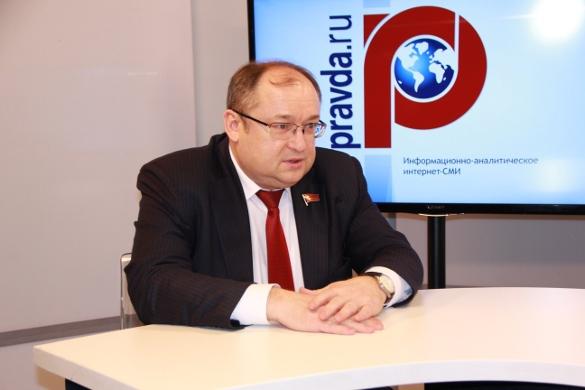 Застарелые проблемы Крыма - решение есть. Депутат Госдумы Николай Кузьмин
