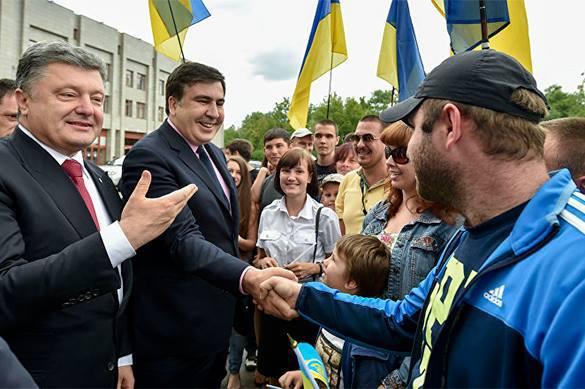 США делает ставку на то, что Саакашвили доконает Одессу своими безумствами - эксперт.