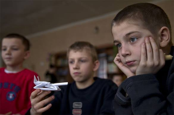 ЕСПЧ оставил в силе запрет на усыновление российских детей амери