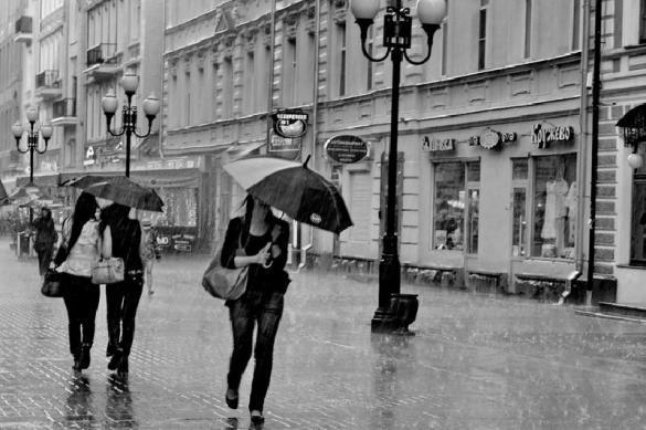 В Москве прошел сильный дождь с градом. 386546.jpeg