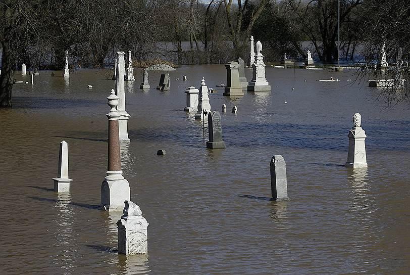 Катастрофа в США: угроза перерастает в бедствие