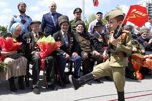 В Москве в День Победы пройдут 300 праздничных мероприятий