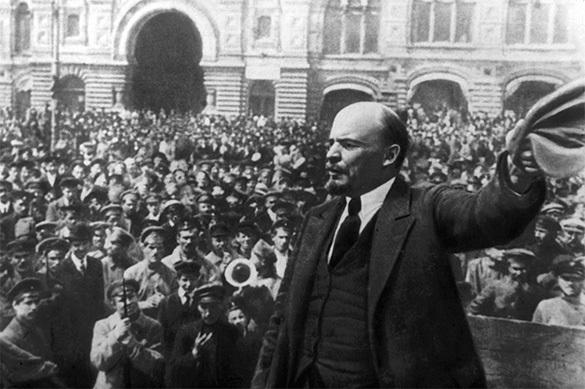 Житель Урала голыми руками сломал памятник Ленину. Житель Урала голыми руками сломал памятник Ленину