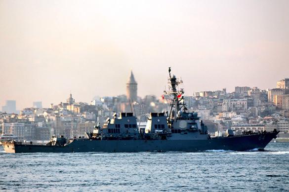 Эсминец США Carney DDG-64 вошел впорт Одессы. 381547.jpeg