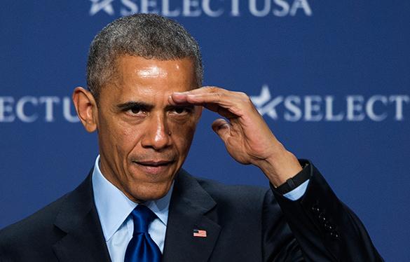 """Обама не стал встречаться с генсеком НАТО в Вашингтоне, несмотря на """"возможности"""" графика. 315548.jpeg"""