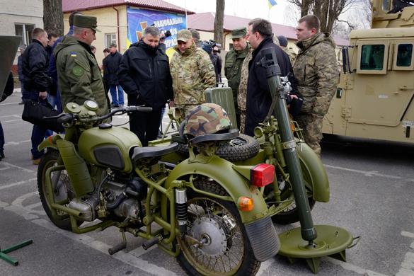 Борьба с безработицей по Порошенко: нужны танки и БТР. Борьба с безработицей по Порошенко