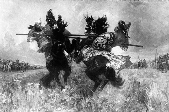 Дмитрий Донской: Святые в эпоху войн и чумы