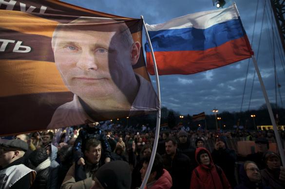 Ситуация в Крыму - под личным контролем Владимира Путина