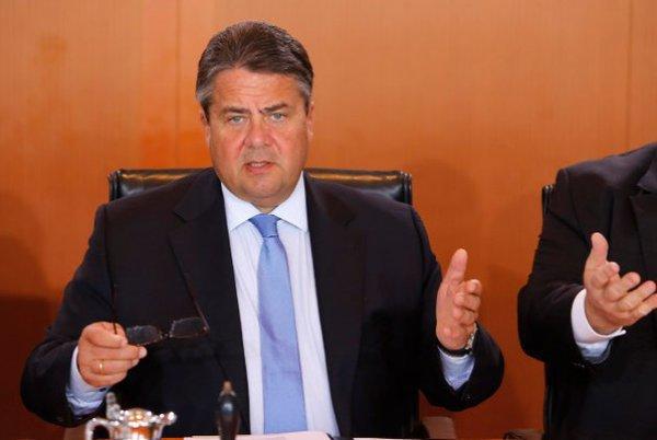 Глава МИД Германии надеется на мир с Россией. Глава МИД Германии надеется на мир с Россией