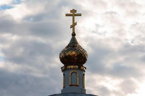 Киево-Печерская лавра заблокирована украинскими нацилналистами. 381549.jpeg