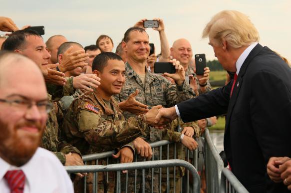 Ирак хочет попросить военную базу США на выход. 396549.jpeg