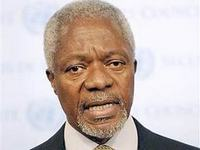 Кофи Аннан подписал контракт на издание мемуаров