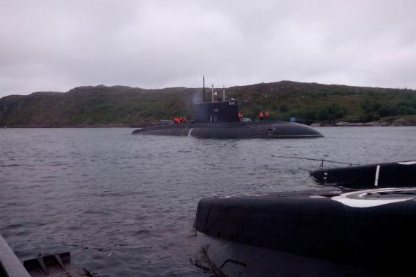 Черноморский флот пополнится тремя подлодками с Калибрами