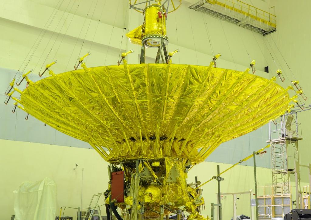 Российские астрономы скорректировали орбиту самого большого в ми