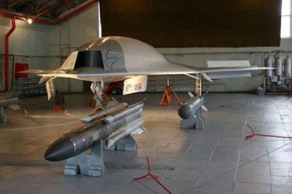 В России готовят к первому вылету тяжелый ударный беспилотник. 392550.jpeg