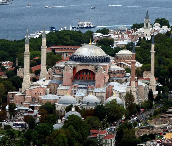 Собор Cв. Софии: храм, мечеть, музей или логово Ктулху?. Собор Cв. Софии: храм, мечеть, музей или логово Ктулху?