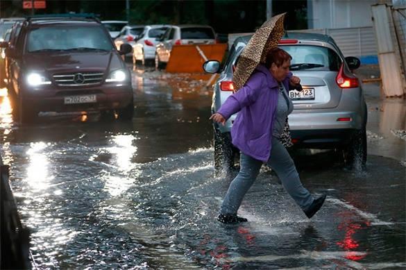 Стихия пощадила: спасатели сообщают, что детские лагеря и санатории в Сочи избежали затопления. 322551.jpeg