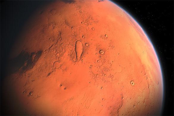 Ученые собираются посадить на Марсе салат-латук