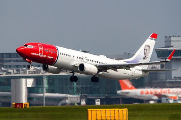 Самолет с 84 сантехниками на борту экстренно сел из-за сломавшегося туалета. Самолет с 84 сантехниками на борту экстренно сел из-за сломавшег