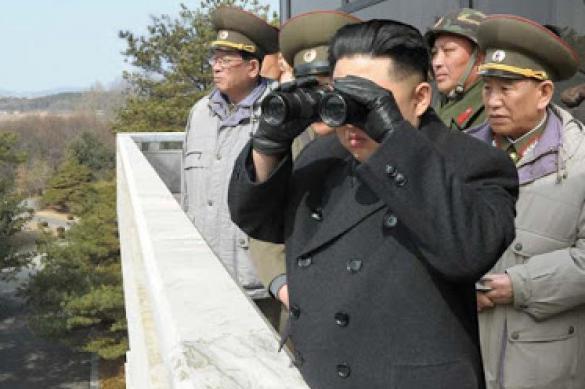 Ким Чен Ыннашелся