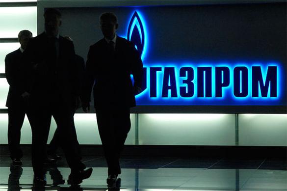 Акции Газпрома арестованы на Украине