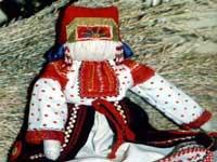 В центре Москвы появится пятиметровая тряпичная кукла