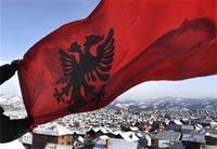 Сербских министров закидали камнями в Косове