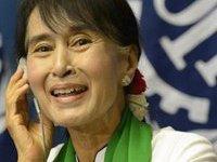 Лидер бирманской оппозиции прибыла в Норвегию за Нобелевской премией мира. 261554.jpeg