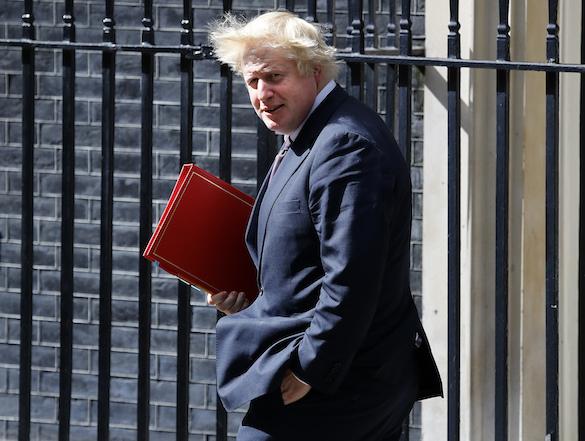 Джонсон: счет, выставленный Брюсселем за Brexit, слишком завышен. 374554.jpeg