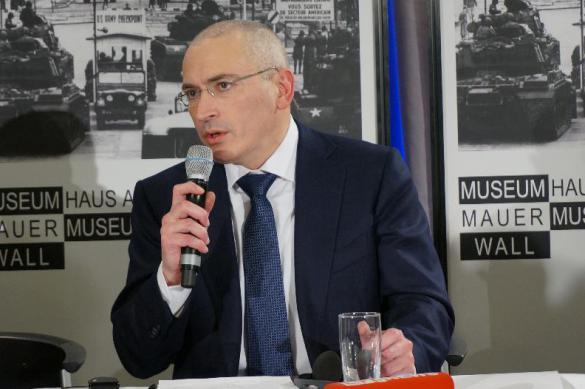 Ходорковский рассказал поклонникам о новых жертвах, которые