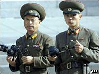 КНДР приоткрывает границу для южнокорейцев