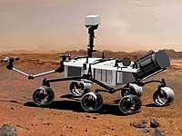 НАСА испытывает прототип нового лунохода в песках Аризоны
