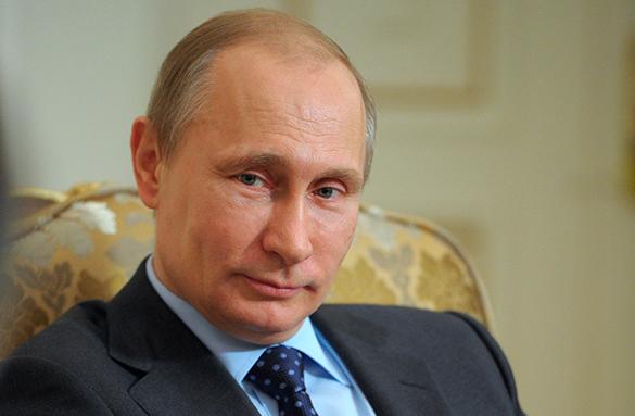 ФОМ: Рейтинг Путина стабильно высок. 302555.jpeg