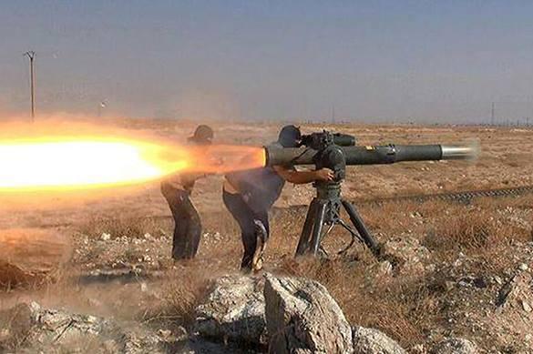 Сирийский военный самолет потерпел крушение в Дамаске