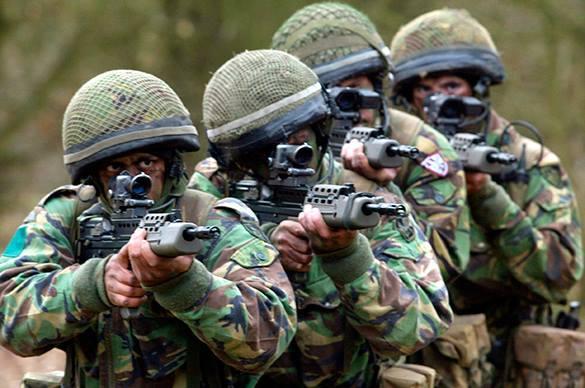 Прибалтика просит НАТО прислать ей батальон британских военных, чтобы