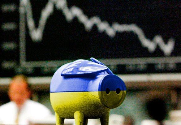 Всемирный банк приговорил падающую экономику Украины. украинская кубышка