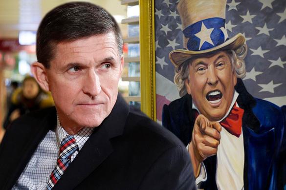 Флинн предложил обменять показания освязях штаба Трампа сРФ наиммунитет
