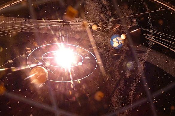 Ученые: Солнечная система находится внутри пузыря