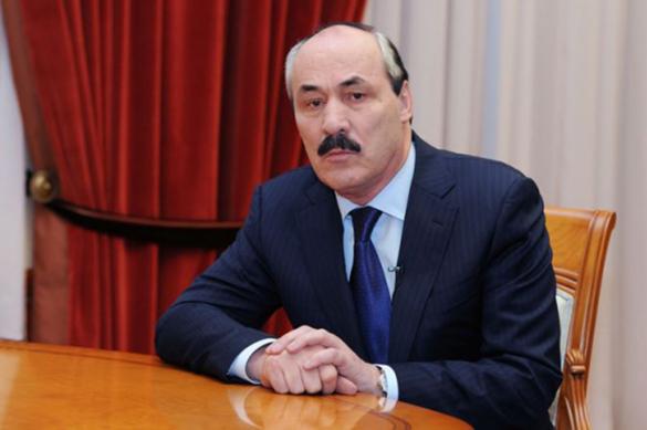 Глава Дагестана попал в волну отставок губернатора. Глава Дагестана попал в волну отставок губернатора