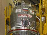 После выполнения миссии космический грузовик затопят в Тихом
