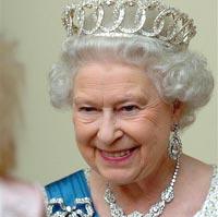 На 8 марта Елизавета II получила новую карету