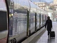 В центре Европы на сутки прервано движение поездов