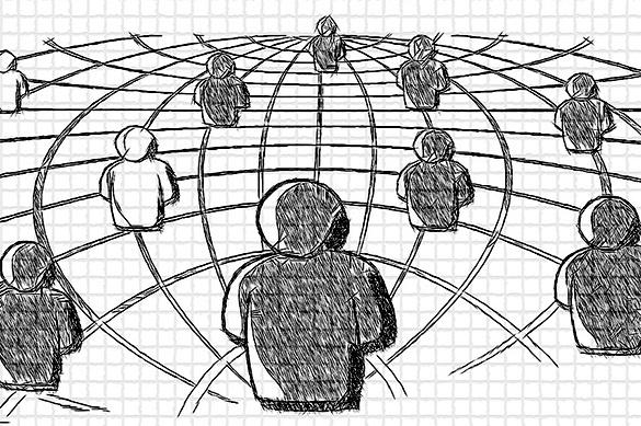 Ученые исследовали смерть в виртуальном круге