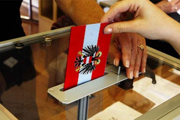 Власти Австрии