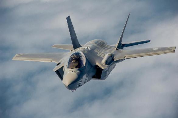 Пентагон отложил выпуск F-35 из-за сложностей скоррозией